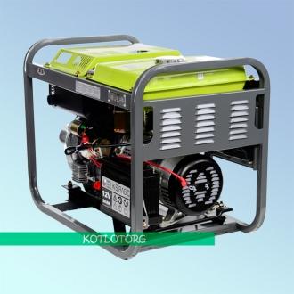 Генератор дизельный Konner & Sohnen KSB 8000DE-3