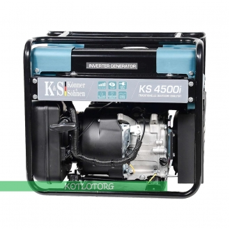 Инверторный генератор Konner & Sohnen KS 4500i