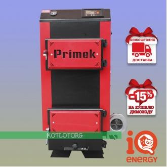 Kotlant Primek ПР (17-80 кВт) - Твердотопливный котел Котлант