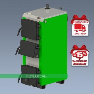 Kotlant КО-3Д (14-16 кВт) - Твердотопливный котел Котлант