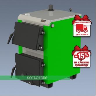 Kotlant КО (12-18 кВт) - Твердотопливный котел Котлант