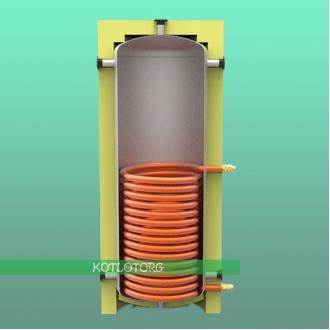 Теплоаккумулятор Kraft БТА-ТН