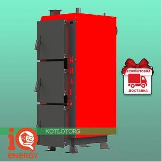 Kraft L (20-30 кВт) - Твердотопливный котел Крафт