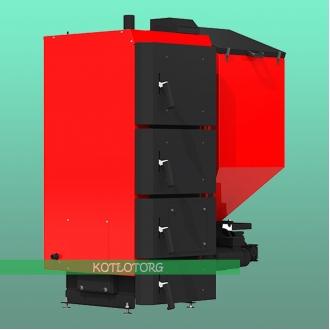 Пеллетный котел с автоматической подачей Крафт R