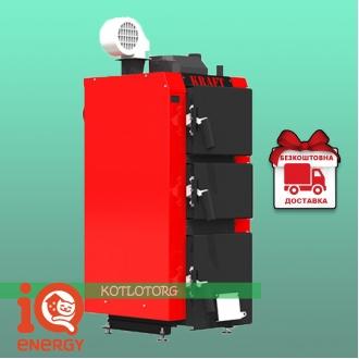 Kraft S+ (15-30 кВт) - Твердотопливный котел Крафт