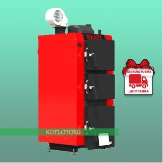 Kraft S+ (10-30 кВт) - Твердотопливный котел Крафт