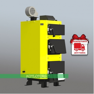 Kronas Standart (14-26 кВт) - Твердотопливный котел Кронас
