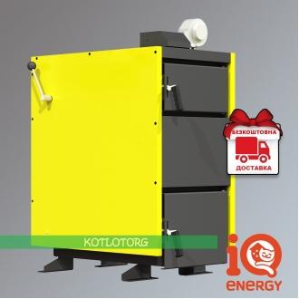 Kronas Jet (15-30 кВт) - Твердотопливный котел Кронас