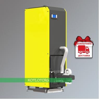 Пеллетный котел с автоматической подачей Kronas Mini 5K