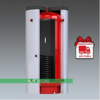 Kronas-TA1 (500-5000л) - Теплоаккумулятор Кронас