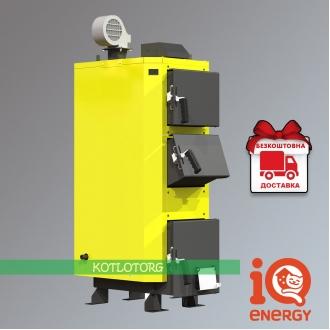Kronas Unic (15-30 кВт) - Твердотопливный котел Кронас