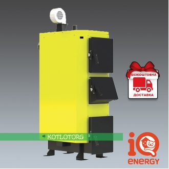 Kronas Unic-New (17-98 кВт) - Твердотопливный котел Кронас