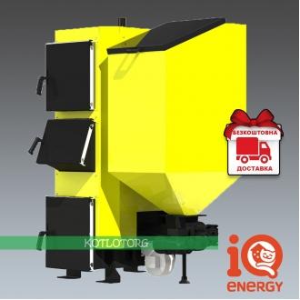 Kronas Combi (17-125 кВт) - Пеллетный котел Кронас