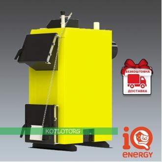 Kronas Eko (12-24 кВт) - Твердотопливный котел Кронас