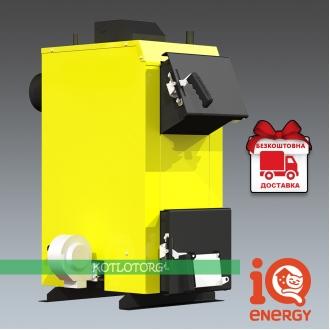 Kronas Eko Plus (12-24 кВт) - Твердотопливный котел Кронас