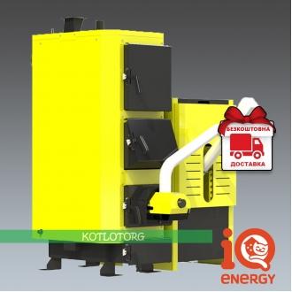 Kronas Pellets (17-125 кВт) - Пеллетный котел Кронас