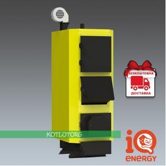 Kronas Unic-P (17-150 кВт) - Твердотопливный котел Кронас