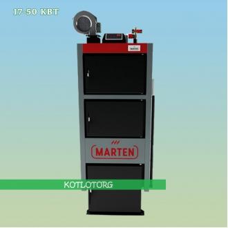 Твердотопливный котел Marten Comfort MC