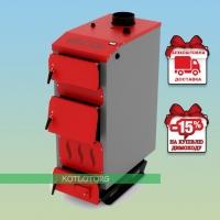 Marten Praktik MP (15-30 кВт) - Твердотопливный котел Мартен