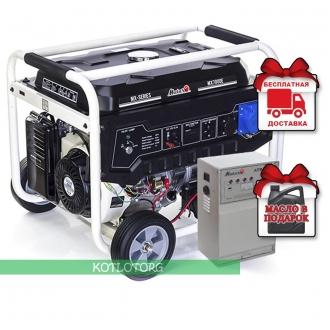 Matari MX7000E-ATS - Бензиновый генератор Матари
