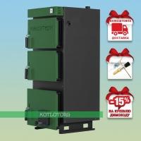 MaxiTerm Master (16-31 кВт) - Твердотопливный котел МаксиТерм