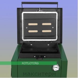 Твердотопливный котел шахтного типа MaxiTerm