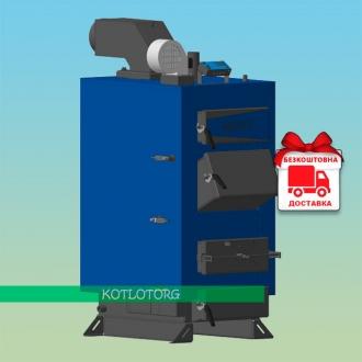 Неус Вичлаз (10-150 кВт) - Твердотопливный котел Neus