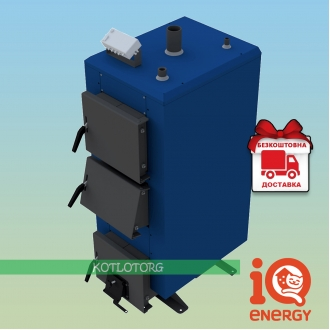 Неус КТА (15-50 кВт) - Твердотопливный котел Neus