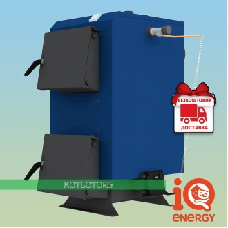 Неус Эконом (10-24 кВт) - Твердотопливный котел Neus