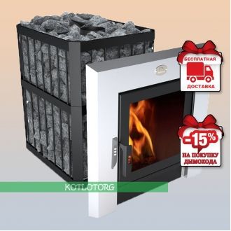 Новаслав Пруток-Панорама - Банная печь (18-26 кВт)