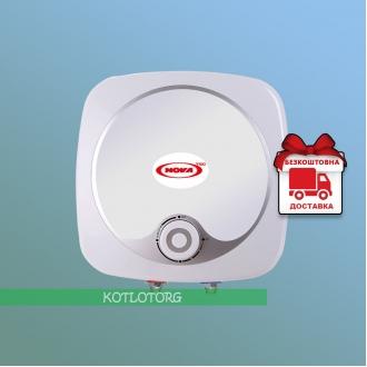 Novatec Compact Over CO-15 (15л) - Электрический водонагреватель Новатек