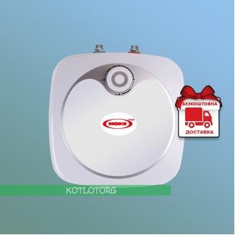 Novatec Compact Under CU-10 (10л) - Электрический водонагреватель Новатек