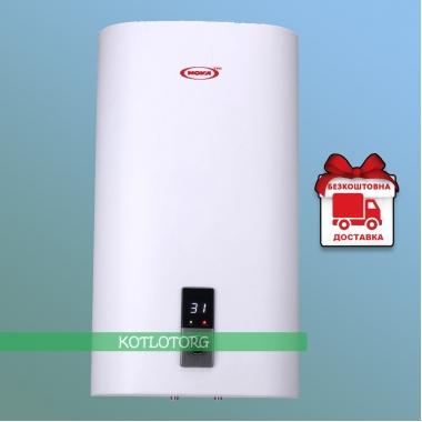 Электрический водонагреватель Novatec Flat (80л)
