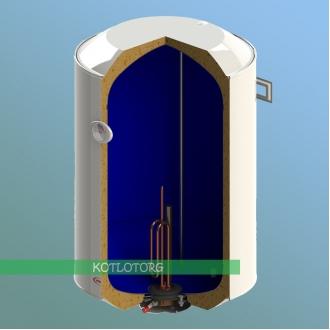 Электрический бойлер Novatec Standart Plus NT-SP (50л)