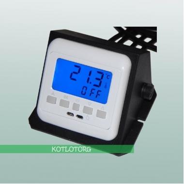 Электронный блок управления вентилятором и насосом Новосолар PK-06