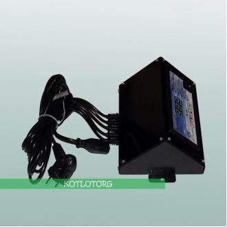 Электронный блок управления вентилятором и насосом Nowosolar PK-22 Lux