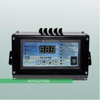 Nowosolar PK-23 PID Lux - Автоматика для твердотопливного котла