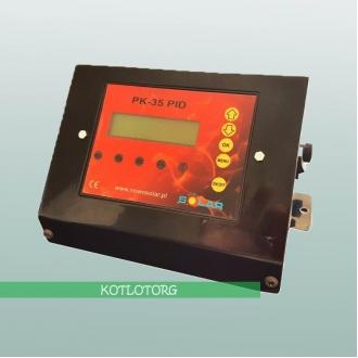 Nowosolar PK-35 PID - Автоматика для пеллетного котла
