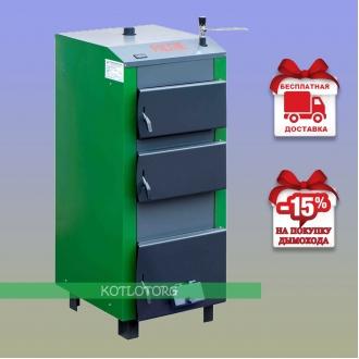 Palche (14-55 кВт) - Твердотопливный котел Палче