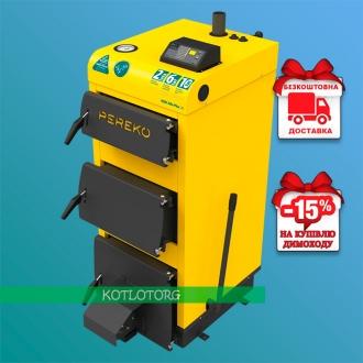 PerEko KSW Alfa Plus (12-50 кВт) - Котел на дровах и угле ПерЭко