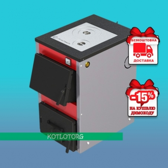 ProTech TTП D Lux (12-18 кВт) - Котёл-плита ПроТек