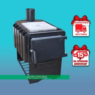 ProTech Panda (7 кВт)  - Отопительно-варочная печь ПроТек