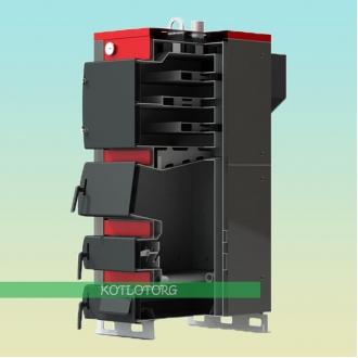 Твердотопливный котел Protech TT Smart MW