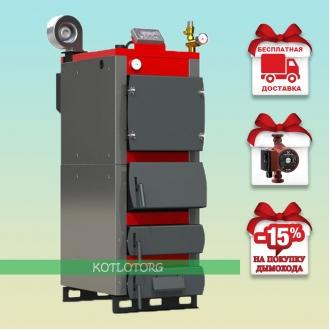 Protech TT Smart MW (30-100 кВт) - Твердотопливный котел ПроТех