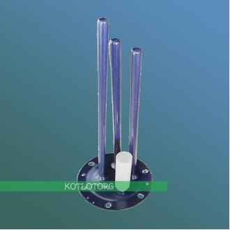 Электрический бойлер Qtermo 50 N Dry (50л)