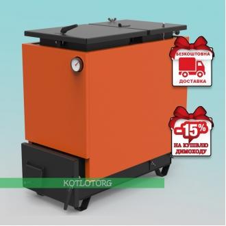 Ретра-6М (10-40 кВт) - Твердотопливный котел Холмова Retra