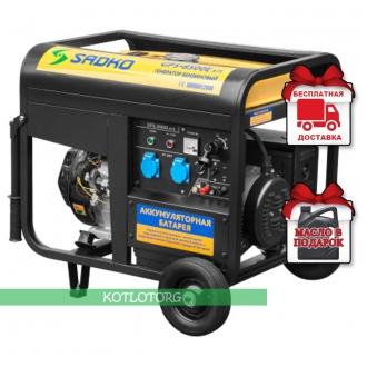 Sadko GPS 8500E ATS - Бензиновый генератор Садко