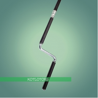 Ручка коловорот Савент для чистки дымохода