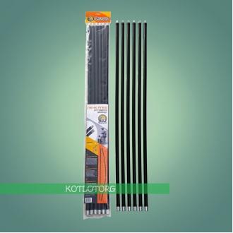 Savent - Комплект гибких ручек для чистки дымохода (1 м)
