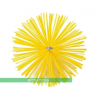 Пластиковый ёрш для чистки дымоходов Савент